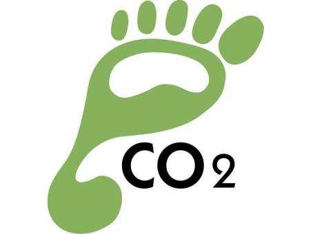CO2 fodspor